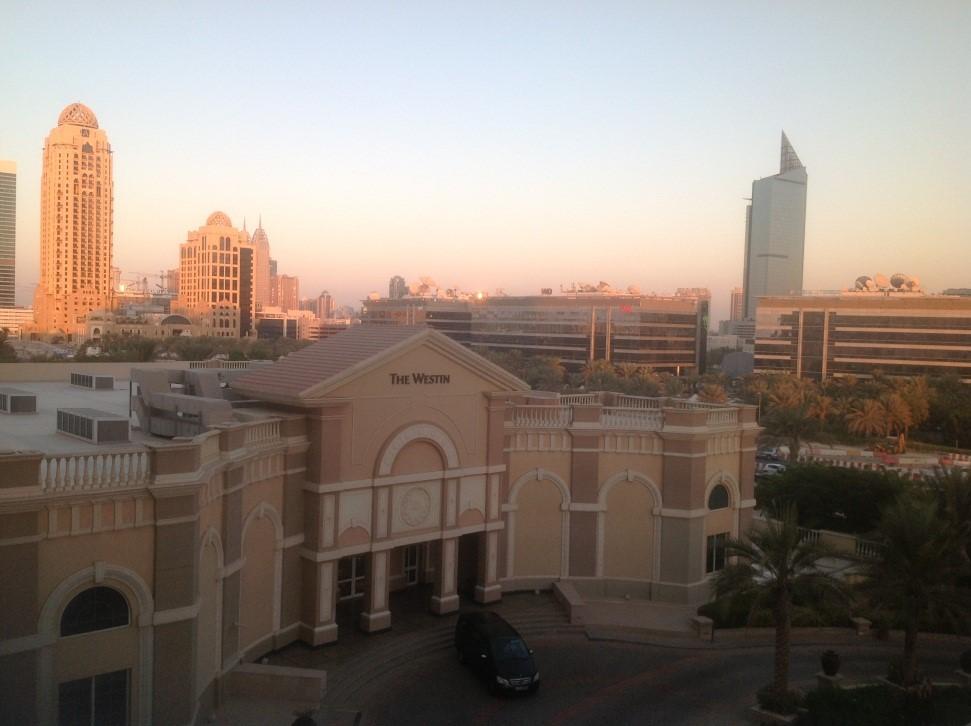 Westin Dubai 1