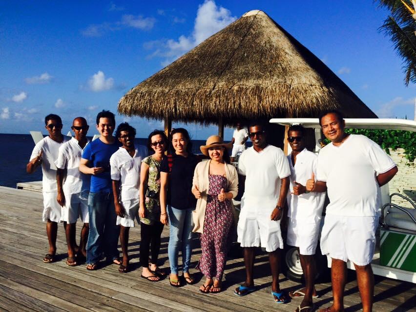 Maldives Welcome