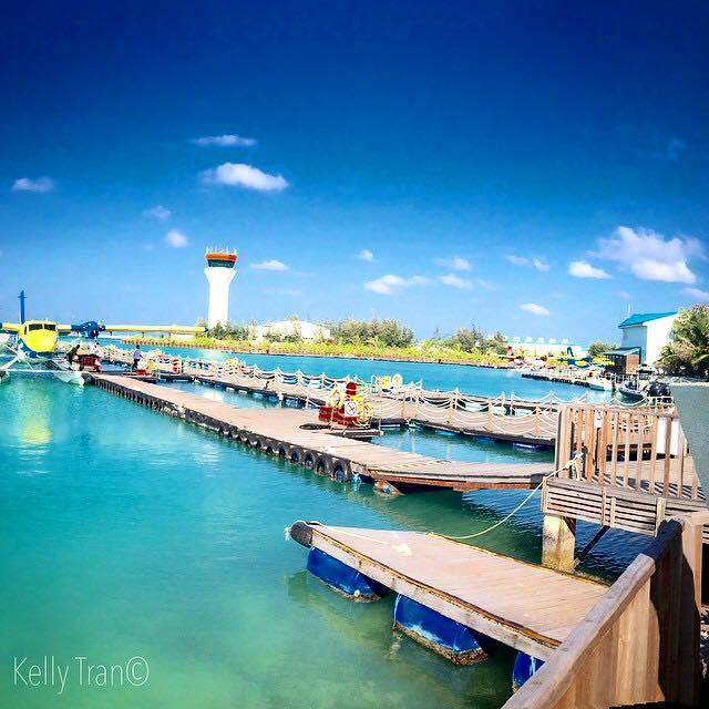 Maldives scenes